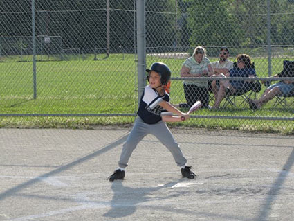 BVAA Junior Rookie Baseball