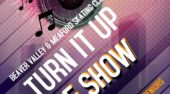 TURN IT UP ICE SHOW – FEBRUARY 25th